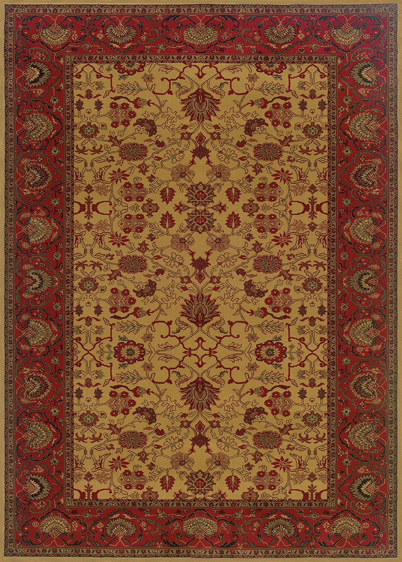 3773/4874A Tabriz/Harvest Gold